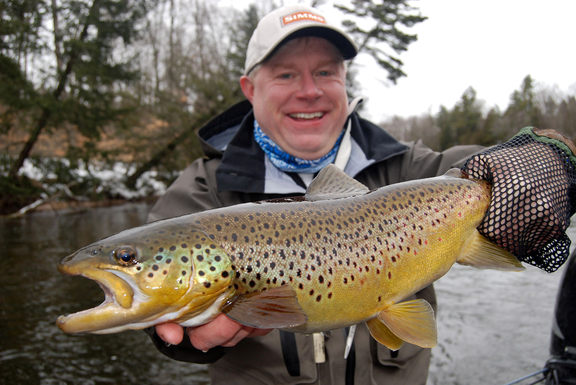 White River Fishing Guides AR - Fly Fishing Arkansas Trout