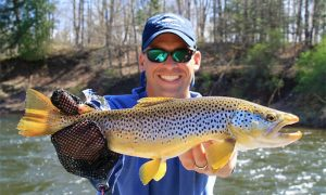 White River Trout Fishing Guides - Fly Fishing Arkansas Trout